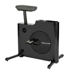 Square Bike - Compact Space Saving Exercise Bike