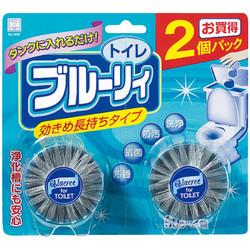 ブルーリィー50g(インタンクタイプ)2個入 / Automatic Toilet Bowl Cleaner - set of 2 (50g ea.)