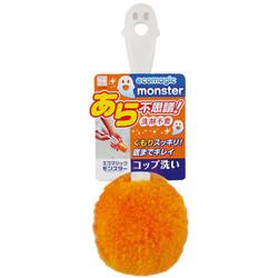 エコマジックモンスター コップ洗い オレンジ / Ecomagic Monster Cup Wand orange