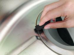 汚れ磨き消しゴム / Synthetic Diamond Abrasive Cleaner