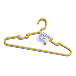 color CRUISE プレーンハンガー3P / Notched Hanger- Set of 3