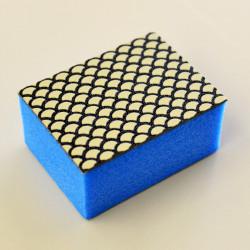 SDダイヤモンドパフ / Synthetic Diamond Mirror Cleaner Pad