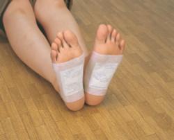 【お徳用】樹液力 ゲルマニウム 快足シート 30枚入 / Comfort Foot Patch Germanium 30 sheets