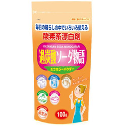 過炭酸ソーダ物語100g  / Sodium Percarbonate(100g)