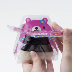 deLijoy おにぎりデコパック 三角型  / Rice Ball Wrappers- Triangle