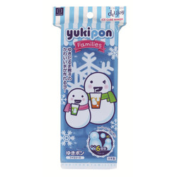 deLijoy ゆきポン ファミリーズ  / Snowman Popsicle Ice Tray