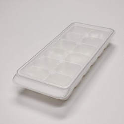deLijoy ゆきポン キューブ氷  / Ice Cube Tray with Lid