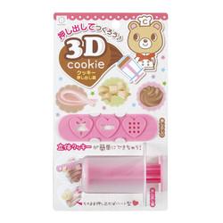 3Dクッキー押し出し器  / 3D COOKIE