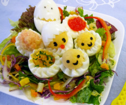 deLijoy 花卵コロン / Egg Bloomer (For Boiled Egg)