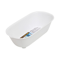 Oval Series Bowl (White)