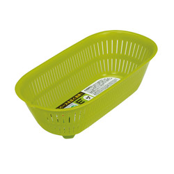 Oval Series Colander (Green)