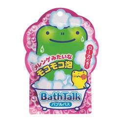 バストーク バブルバス ローズの香り (30g) / Bath Salts Series Bubble Bath- Rose