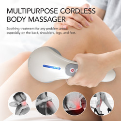 Multipurpose Body Massager Cordless Cellulite Remover Massager Unit