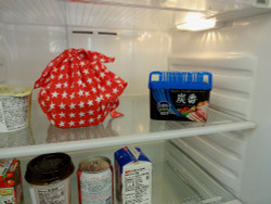 【お得なまとめ買い】炭番 冷蔵庫用 脱臭剤 150g 12個セット