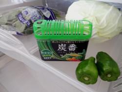 【お得なまとめ買い】炭番 野菜室用 脱臭剤 150g 12個セット