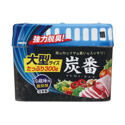 【お得なまとめ買い】炭番 冷蔵庫用 大型 300g 6個セット / Charcoal Refregerator Deodorizer Large (300g)  x6pcs