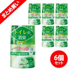 【お得なまとめ買い】トイレの消臭 ミントの香り 6個セット / Toilet Deodorizer Mint x6pcs