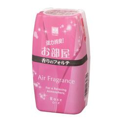 【お得なまとめ買い】お部屋香りのフォルテ ローズの香り 12個セット / Room Deodorizer Forte Rose x12pcs
