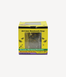 """Art"" Isan Handmade Soap – Bees Knees Nz Natural Trio 3 Pack"