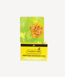 """Art"" Isan Handmade Soap – Ginger Lemongrass"