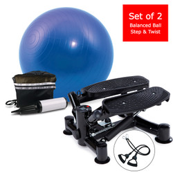 Step & Twist Deluxe Balanced Ball Set