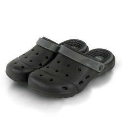 Acu Air Foot Reflexology Sandals Men's (Black)