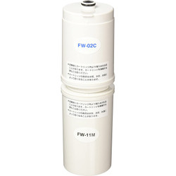 Ganso 家庭用電解整水器専用 交換用フィルター 日本製 / Replacement Filter for GANSO  Alkaline Ionized Water Purifier