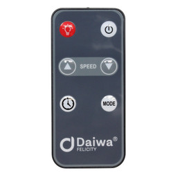 6 Button Remote Control for Footvibe Pro USJ-871