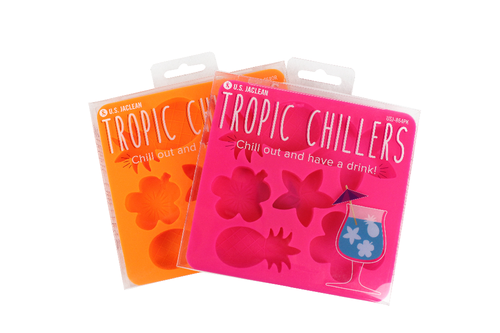 Tropic Chillers Ice Tray
