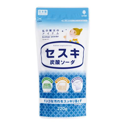 セスキ炭酸ソーダ (220g) / Sodium Sesquicarbonate(220g)