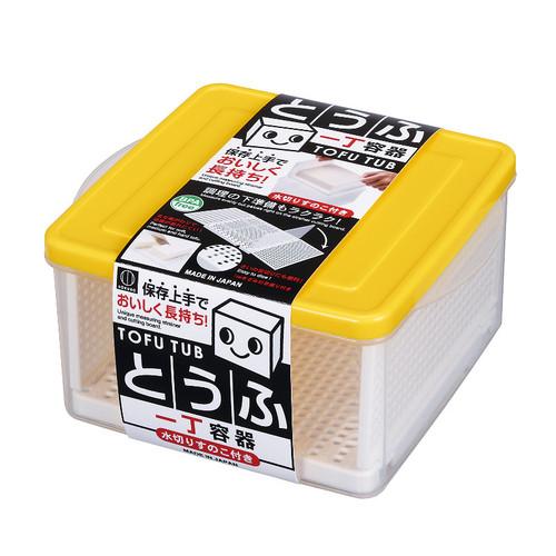 とうふ一丁容器 / TOFU Tub