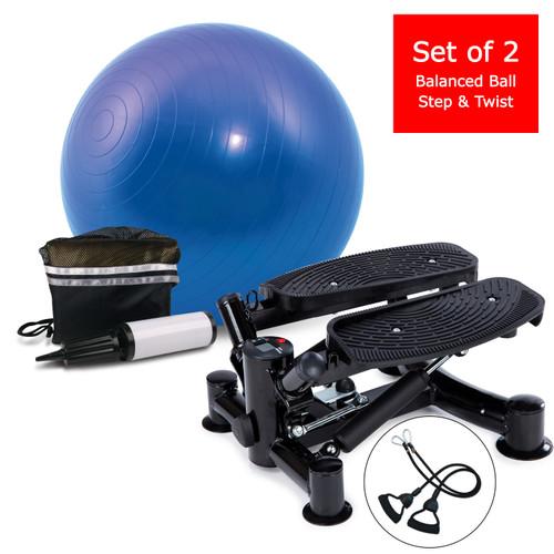 Step & Twist Deluxe Balanced Ball Set