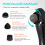 Tapping Pro Handheld Percussion Massager