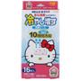 ハローキティ冷やし増す 16枚入 (ももの香り) / Hello Kitty Cooling Gel Sheets (16 sheets) - Peach Scent