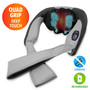 [Father's Day Special] Grip & Grab Neck Rub Massager Cordless with Heat