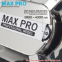 Max Pro with a Reversible Pad