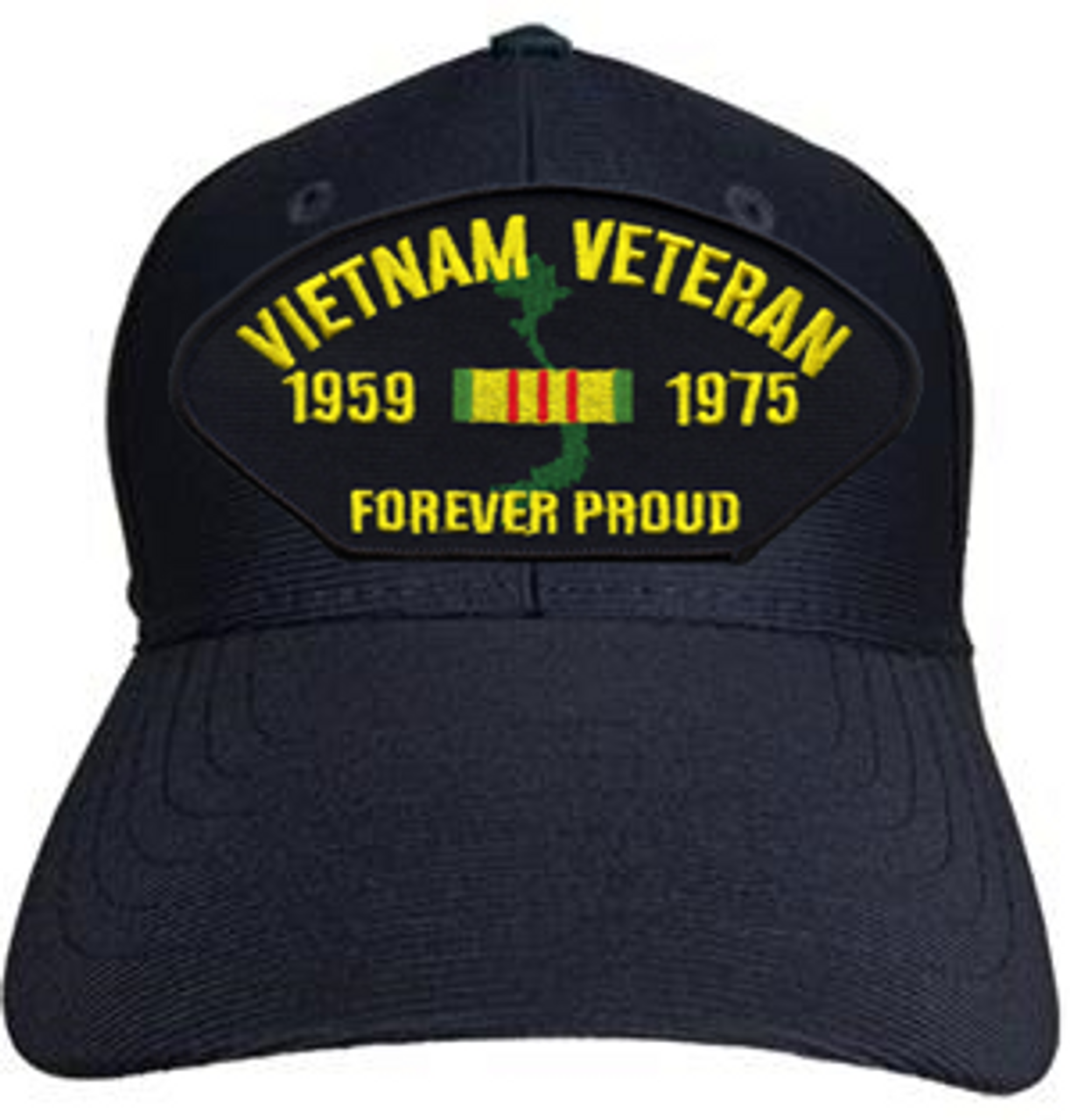 BLACK VIETNAM VETERAN 1959-1975 HAT Veteran Owned Business