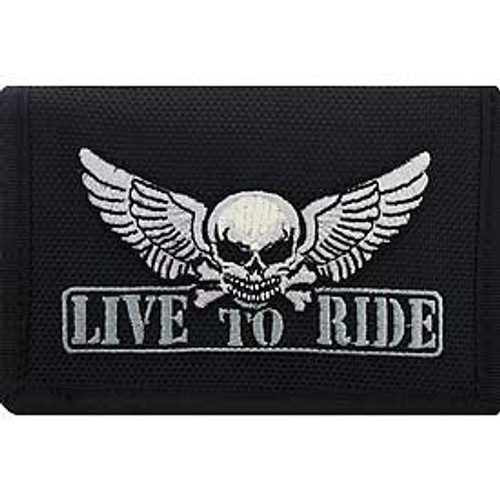 LIVE TO RIDE Wallet