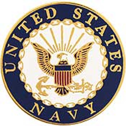 U.S. Navy 1/2 Inch Pin