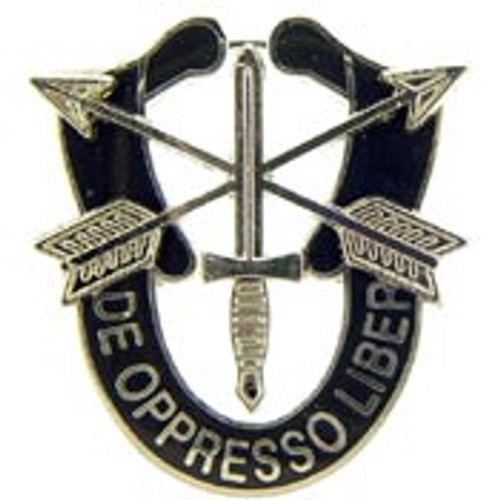 U.S. Army Special Forces De Oppresso Liber pin