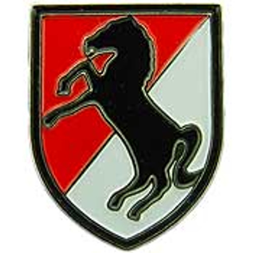 U.S. Army 11th Armored Cavalry Regiment pin