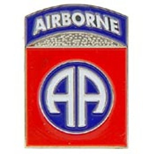 U.S. Army 82nd Airborne Division pin