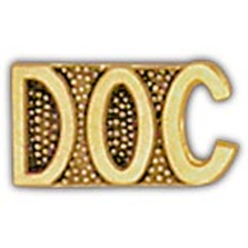 U.S. Army Doc pin