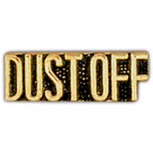 Dust Off pin