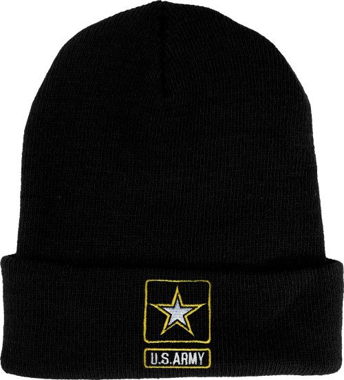 U.S. Army Logo Watch Cap
