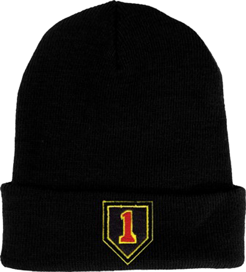 U.S. Army 1st Infantry Division Watch Cap