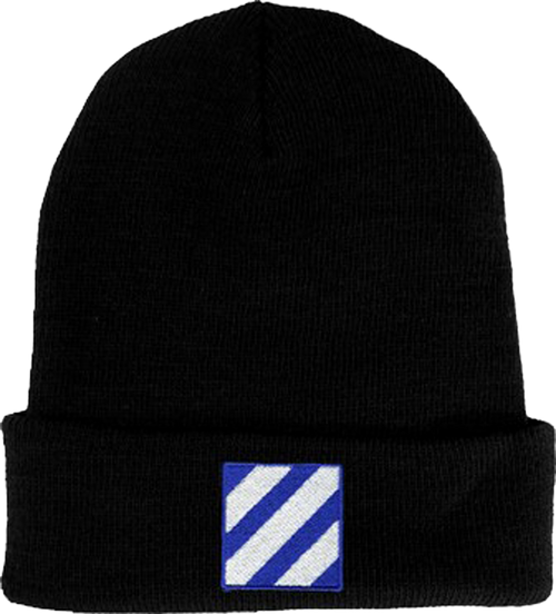 U.S. Army 3rd Infantry Division Watch Cap