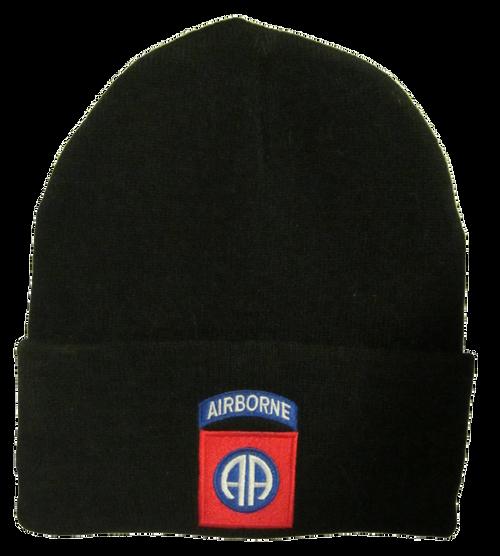 U.S. Army 82nd Airborne Watch Cap