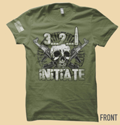 Countdown (3..2..1) Initiate (ART 15) Green