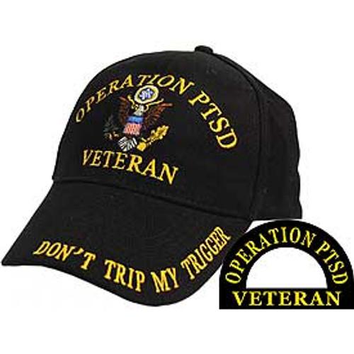 Operation PTSD Baseball Cap